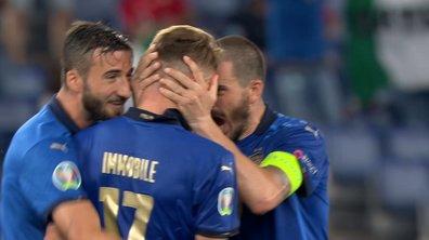 Italie - Suisse (3 - 0) : Voir le superbe but de Ciro Immobile en vidéo
