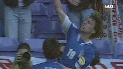 Federico Chiesa, buteur à l'Euro 25 ans après son père !