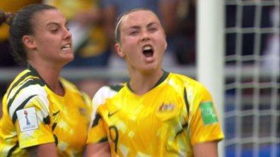 Australie - Brésil (1 - 2) : Voir le but de Foord en vidéo
