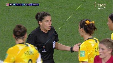 Norvège - Australie (1 - 0) : Voir le but refusé de Kerr en vidéo