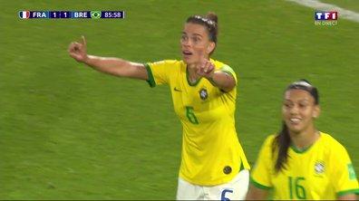France - Brésil (1 - 1) : Voir le but brésilien refusé en vidéo