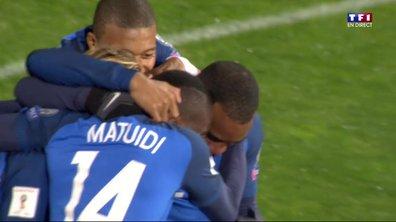 Bulgarie-France (0-1) : Matuidi ouvre le score d'entrée !