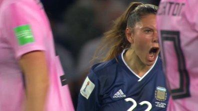 Ecosse - Argentine (3 - 1) : Voir le but de Menéndez en vidéo