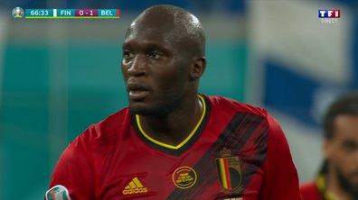 Finlande - Belgique (0 - 0) : Voir le but refusé de Lukaku en vidéo