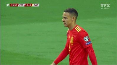 Espagne - Suède (0 - 0) : Voir le but refusé à Parejo en vidéo