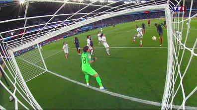 France - Corée du Sud (2 - 0) : Voir le but de Renard en vidéo !