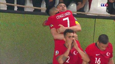 Turquie - France (2 - 0) : Voir le but de Under en vidéo