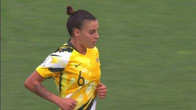 Australie - Brésil (2 - 2) : Voir le but de Logarzo en vidéo