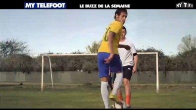 MyTELEFOOT - Buzz de la Semaine : Neymar, Ronaldo et... Frédéric François
