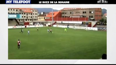 "MyTELEFOOT - Buzz de la Semaine : un but ""maradonesque"" !"