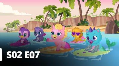 Hatchimals - S02 E07 - C'est l'heure du surf !