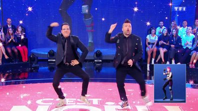 Les rois du Dancenite -Jean-Marc Généreux et Chris Marques !
