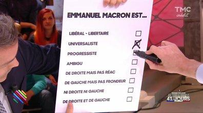 Mais c'est quoi Emmanuel Macron ?
