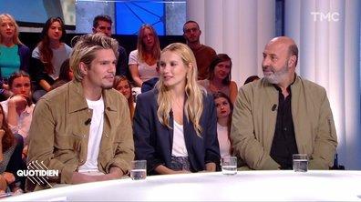 """C'est quoi une """"vraie rencontre"""" ? La réponse d'Ana Girardot, François Civil et Cédric Klapisch"""