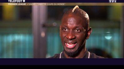 [Exclu Téléfoot 09/04] Mamadou Sakho : «J'ai l'objectif Coupe du monde»