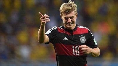 Mercato : Kroos présenté au Real ce jeudi