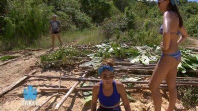Historique : Les Bleus construisent leur quatrième cabane !