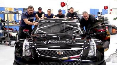 Cadillac ATS-V.R 2015 : vidéo de présentation officielle