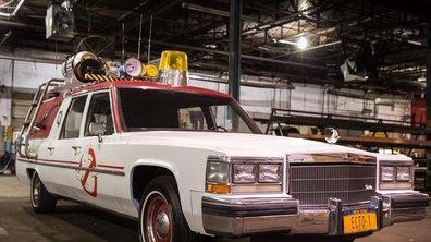 La voiture du prochain SOS Fantômes 3 dévoilée