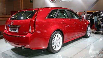 Cadillac CTS Sport Wagon: Un style à part