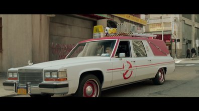 Ecto-1 : la nouvelle voiture du reboot de Ghostbusters 2016