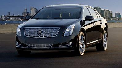 Salon de Los Angeles 2011 : Cadillac XTS en photos et vidéo