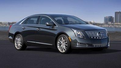 Salon de Los Angeles 2011 : Cadillac XTS, limousine acérée
