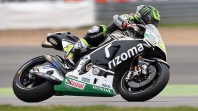 MotoGP Australie 2016 : Crutchlow le plus rapide sous une pluie battante aux essais libres 1