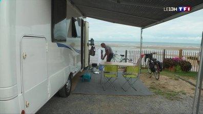 Calvados : les campings ne désemplissent pas