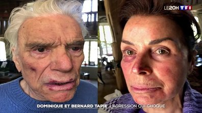 Cambriolage du couple Tapie : l'agression qui choque