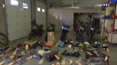 Cambriolages : des objets volés retrouvés par la gendarmerie
