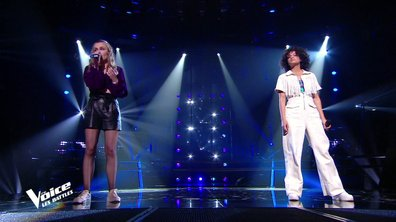 The Voice 2021 - Camélione VS Kay chantent « Your song » d' Elton John