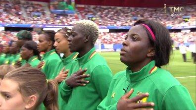Angleterre - Cameroun : Voir l'hymne camerounais en vidéo