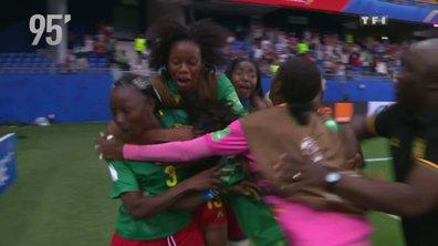 Cameroun - Nouvelle-Zélande (2 - 1) : Voir le but d'Ajara Nchout Njoya en vidéo
