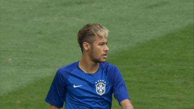 La Rumeur #CM2014 - Neymar prend sa retraite internationale
