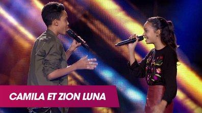 "Camila et Zion Luna – ""Chain to the rhythm"" - Katy Perry"