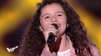 """The Voice Kids 6 - Nour séduit avec """"Havana"""" de Camila Bello"""