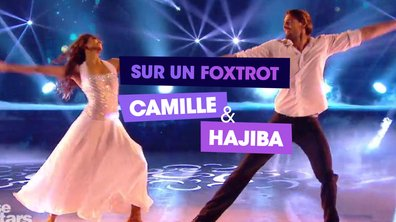 Sur un Foxtrot, Camille Lacourt et Hajiba Fahmy (I don't want to miss a thing)