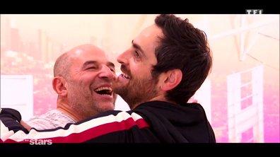 Quand Camille Combal soutient Vincent Moscato...C'est un carnage !