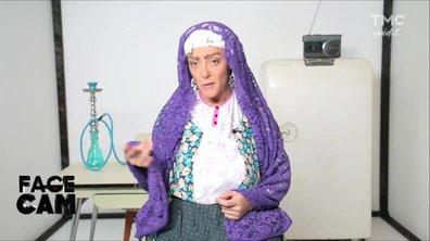 Face cam : Camille Lellouche en Élie Kakou