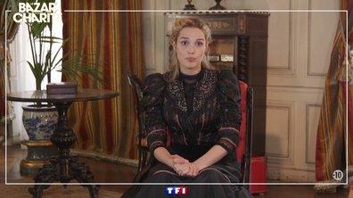 """Le bazar de la charité - Camille Lou : """"Alice est une rebelle"""""""