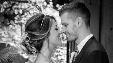 Découvrez les premiers clichés du mariage de Camille Sold et Morgan Schneiderlin !