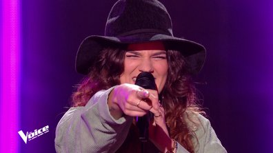 "The Voice 2021 - Camille chante ""Dance Monkey"" de Tones and I"