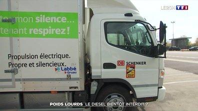 Camions électriques : une alternative crédible au diesel ?