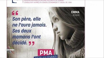 L'image du jour d'Etienne : décryptage de la campagne anti-PMA