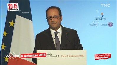 Campagne dernière : le jour où François Hollande a failli se représenter