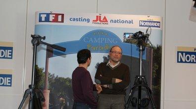 "Grand Casting National de ""Camping Paradis"" : Rouen"