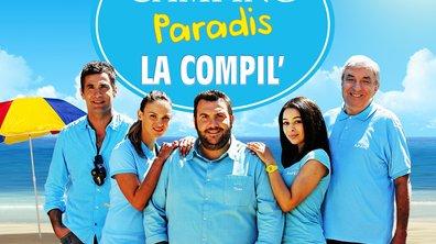 """""""Camping Paradis La Compil'"""" sort dans les bacs et sur iTunes ce lundi 2 juin !"""