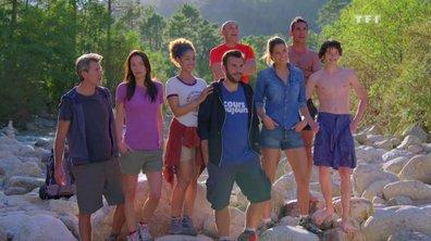 Des vacances corses pour la troupe de Camping Paradis !