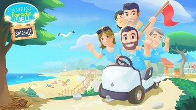 Camping Paradis : Le Jeu est de retour dans une Saison 2 époustouflante !
